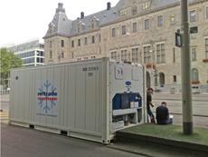 Reftrade.fr, le spécialiste des chambres froides et des containers frigorifiques
