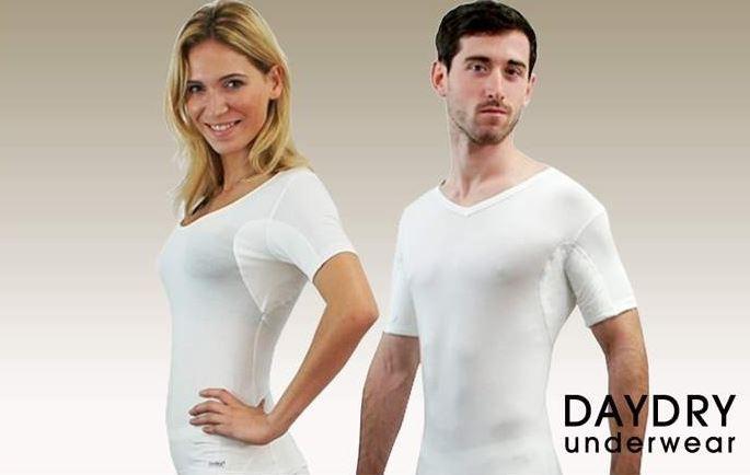tee shirts anti transpirant
