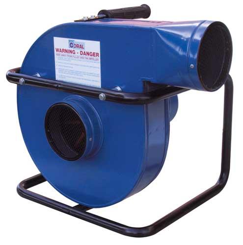 ventilateur industriel par corals SA promindus