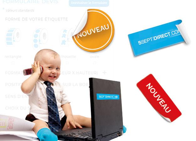 Faire appel à un imprimeur d'étiquettes professionnelles en ligne