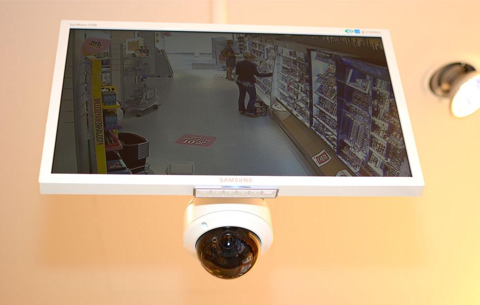Un système de vidéoprotection pour surveiller son commerce