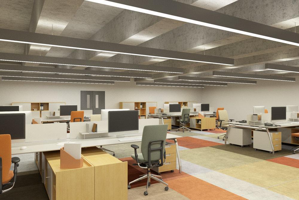 Quel est le rôle d'un maître d'œuvre dans la création d'un bon espace de travail?