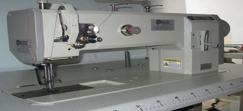 Présentation de JL Perrin, spécialiste des machines à coudre industrielles