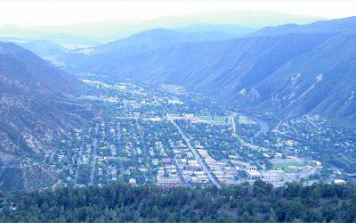Glenwood Springs, une ville particulière à visiter aux USA