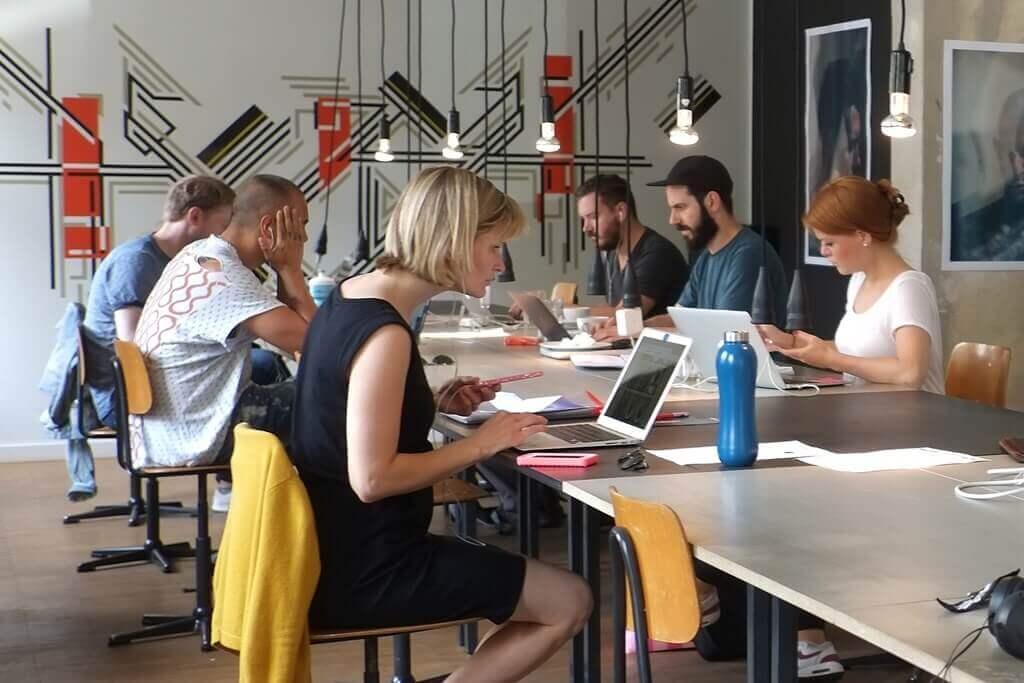 L'espace coworking : soutien incontestable pour les créateurs d'entreprise